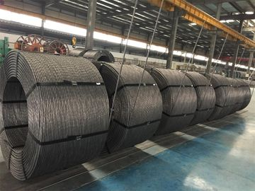 China Hochfester niedriger Entspannungs-PC-Strang-Draht usine